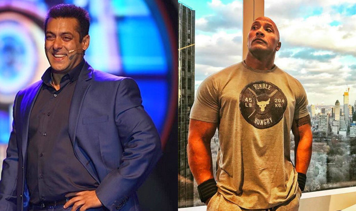 Did you know? This Salman Khan film has been remade in Hollywood with Dwayne Johnson in the lead!