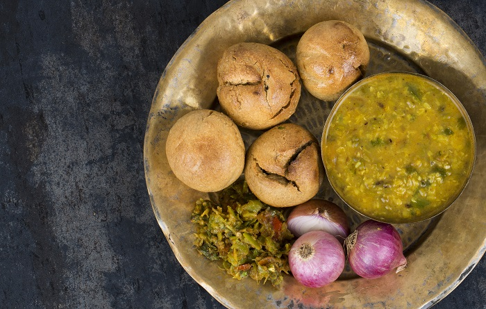 Dal baati from Mandor is the best in Rajasthan
