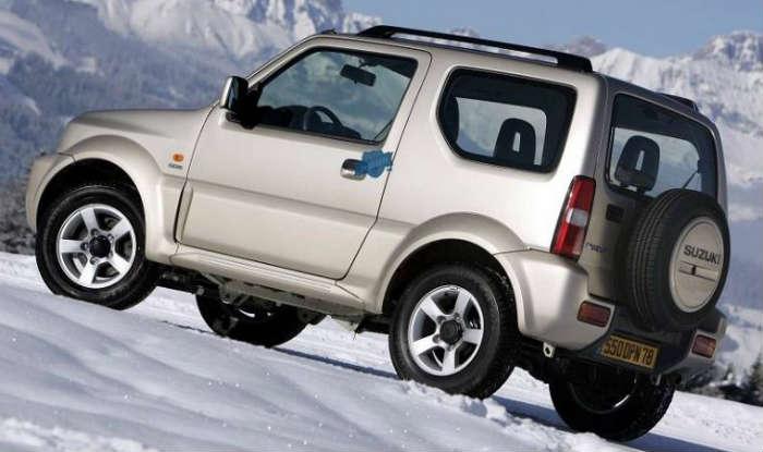 Suzuki soon launch suv X lander jimny in india | सुझुकी ...