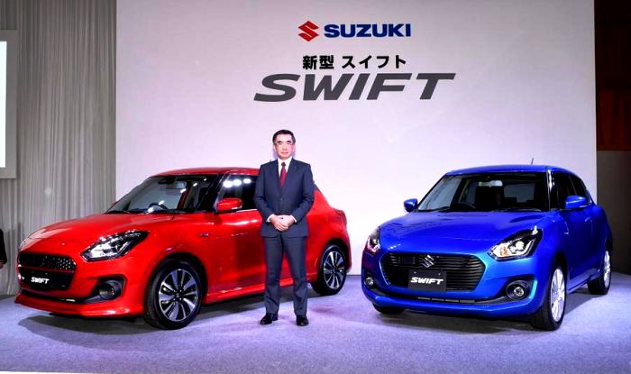 New Suzuki Swift 2017 launched in Japan: Price, mileage, features