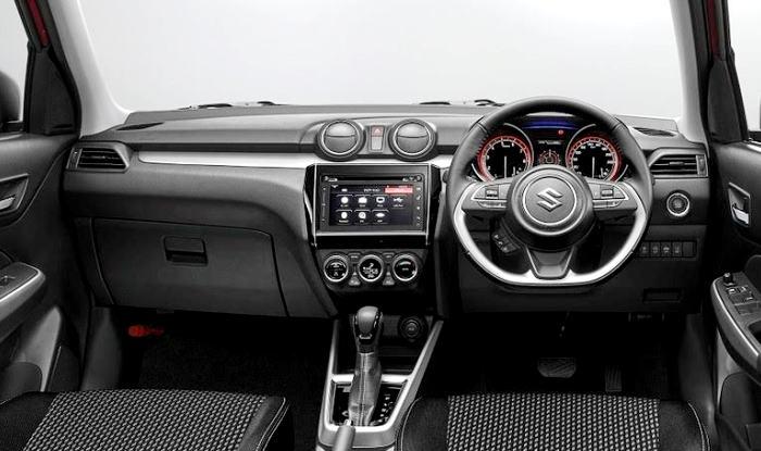 2018 Maruti Suzuki Swift Interiors