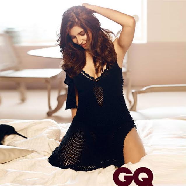 Anushka Sharma Looks Like An Absolute Goddess On The Gq