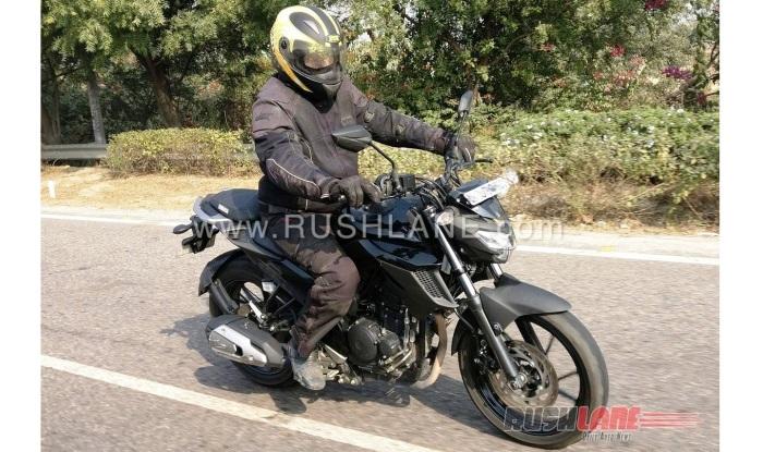 New Yamaha Fz 200 Fz 250 Images Video Walkthrough