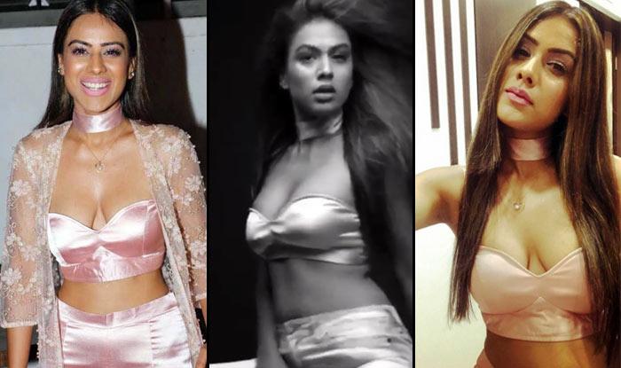 Hotness Alert! Nia Sharma shows off her bold dance moves on Instagram; gets bashed by her fans ...