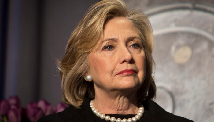 I'm Not Running: Hillary Clinton Not in Race to Become US President in 2020