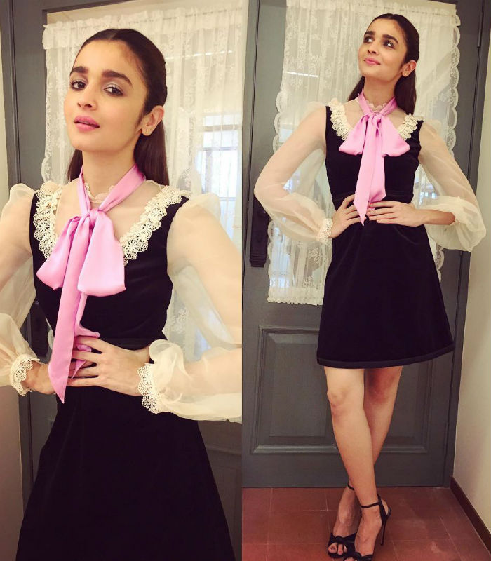 Alia bhatt or kalki koechlin who wore the gucci dress better india