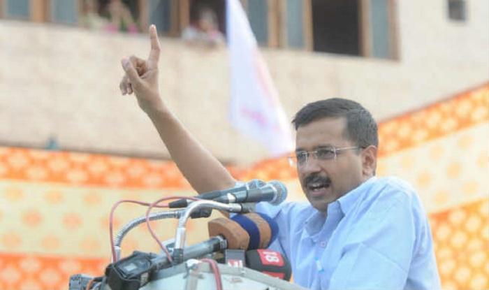 Arvind Kejriwal challenges Prakash Singh Badal over graft charges