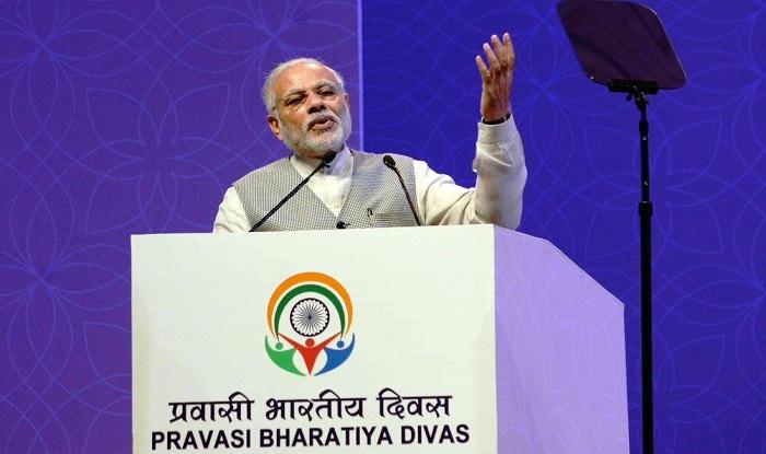 Narendra Modi, Pravasi Bharatiya Divas