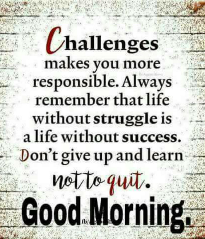 Good Morning Inspirational thoughts and WhatsApp messages: Best