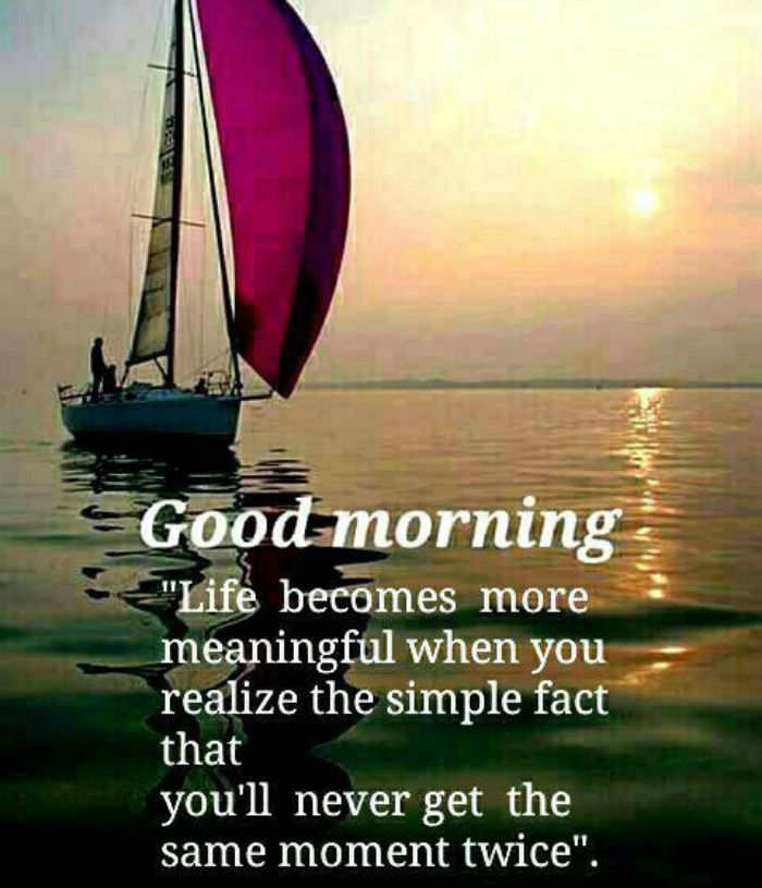 Good Morning Inspirational thoughts and WhatsApp messages