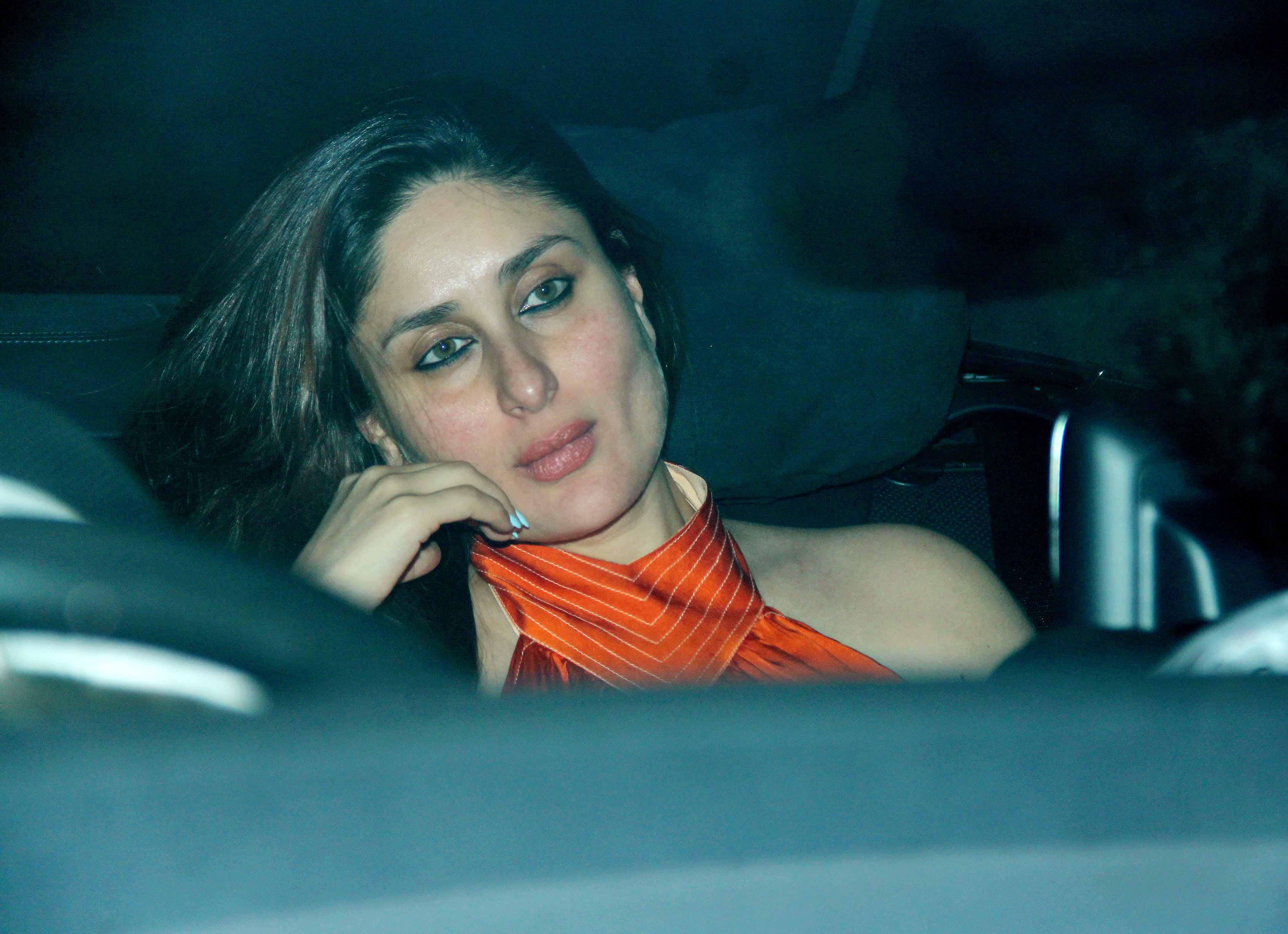 Hot Dayum! Kareena Kapoor Khan sheds her pregnancy weight ...