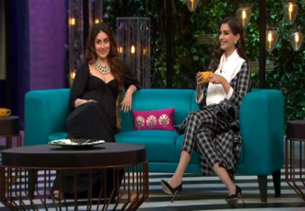 Koffee with Karan Season 5: Kareena Kapoor Khan is a member of Mafia! Really?