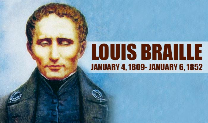 Ideas for Celebrating Louis Braille's Birthday
