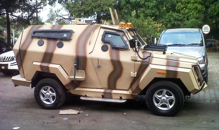 Republic Day 2017 The Best Military Vehicles Made In