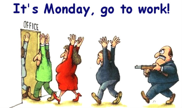 Best Whatsapp Messages To Fight Monday Blues On First Monday Of 2017