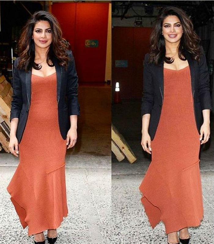 Priyanka Chopra Live With Kelly