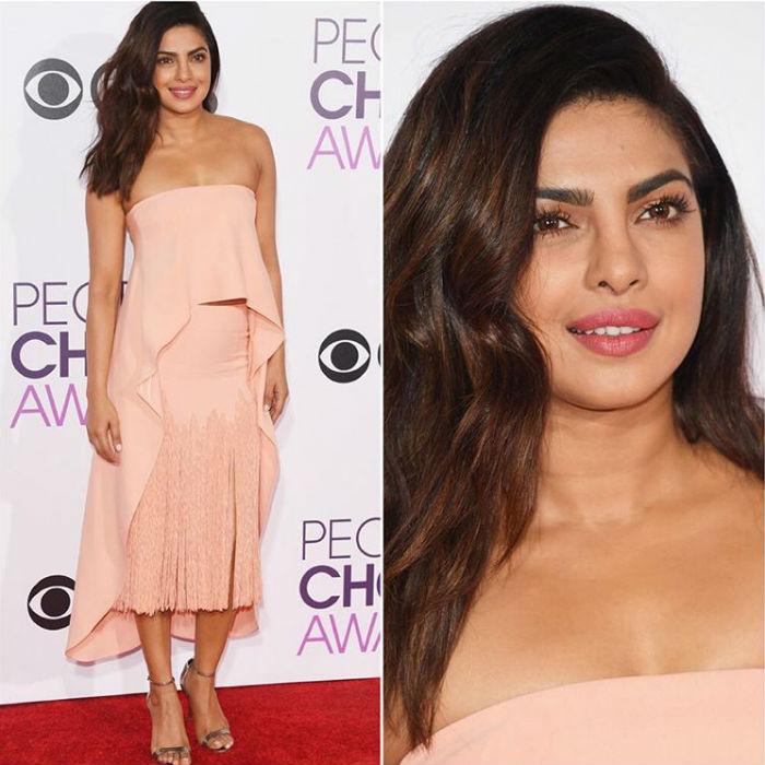 Priyanka Chopra Peoples Choice Awards 2017