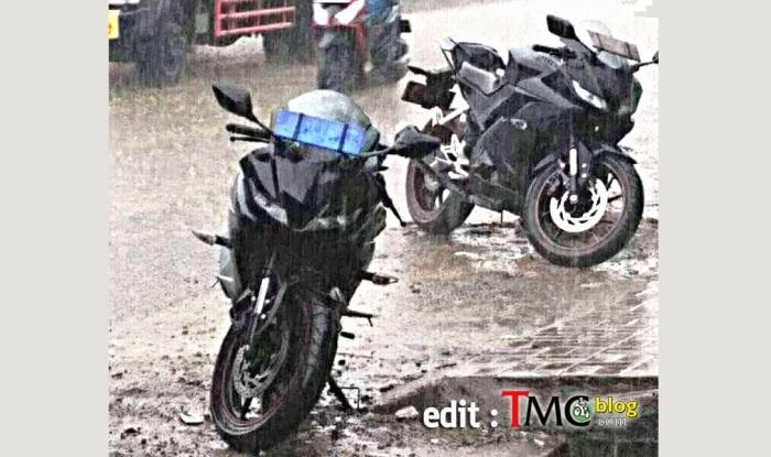 New Yamaha R15 V3 spy images completely reveal the bike