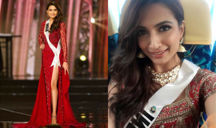 Profile of Roshmitha Harimurthy, Indian Contestant at Miss ...