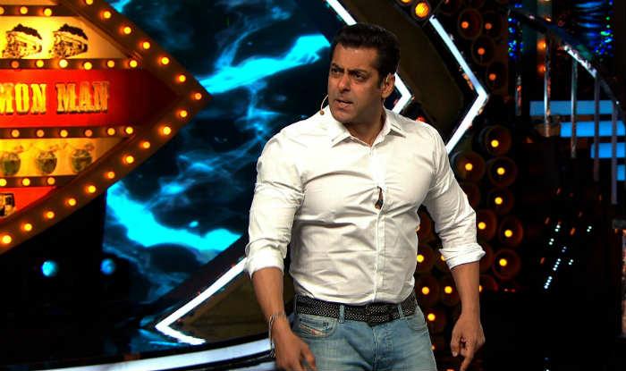 Salman Khan Swami Om angry
