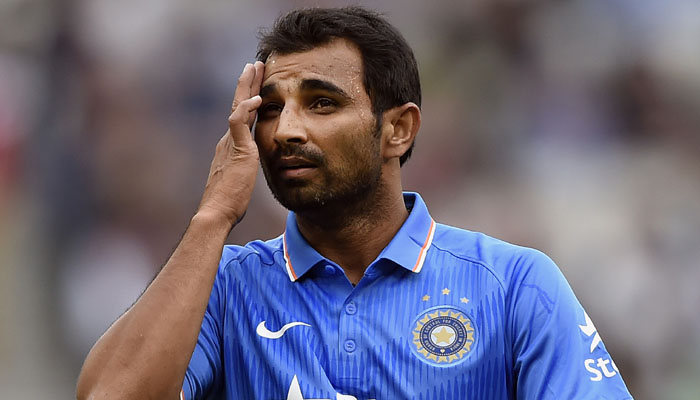 BCCI Ignores Mohammad Shami in New Player Contracts, Demotes MS Dhoni, R Ashwin