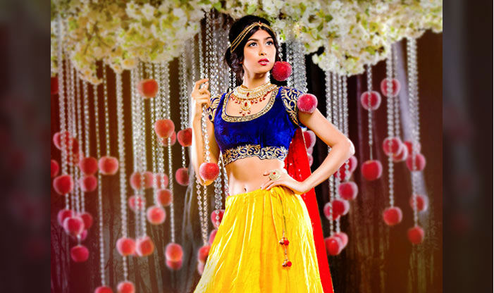 A Desi Photographer Reimagined Disney Princesses As Indian Brides And The Results Were Breathtaking