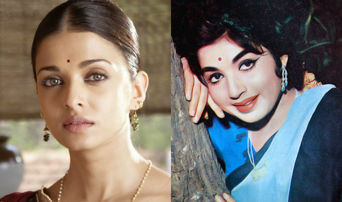 Will Aishwarya Rai Bachchan Play Jayalalithaa In The Politicians Biopic