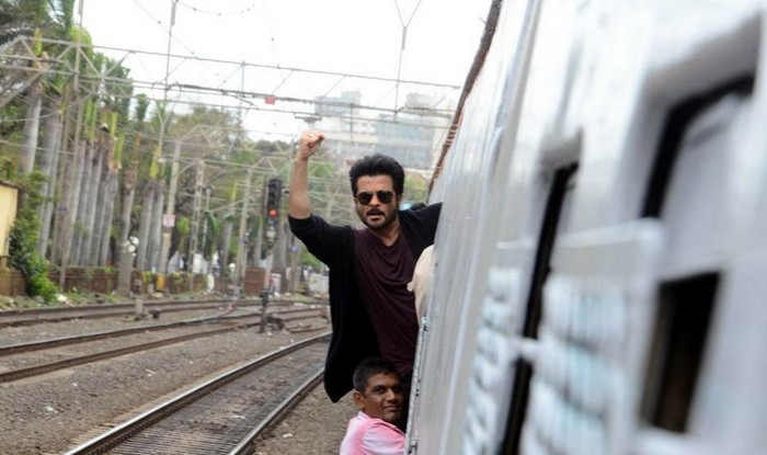 anil kapoor on local train 24