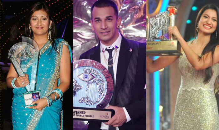 Bigg Boss 10 finale winner awaited: Who are the previous