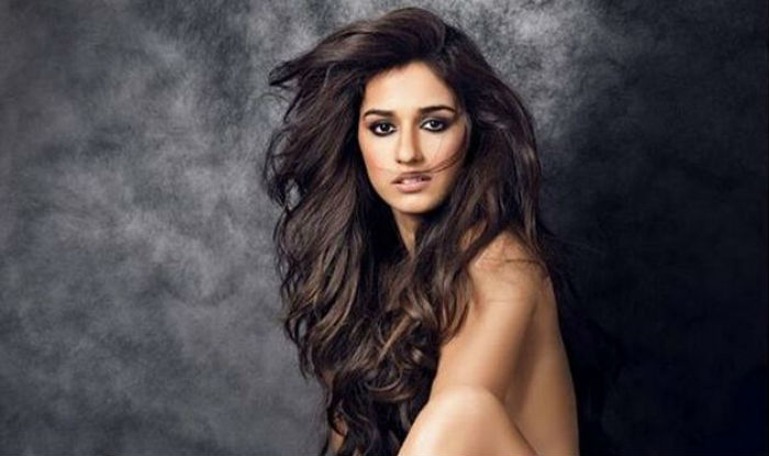 Dabboo Ratnani Calendar 2017: Disha Patani strips down in topless photo shoot for Dabboo Ratnani annual calendar! View pics