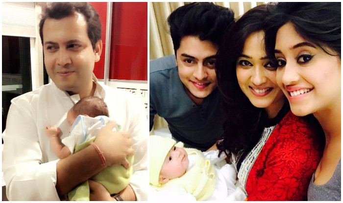 Adorable Shweta Tiwari Shares Picture Of Her Newborn Baby Boy Reyansh Kohli On Instagram India Com