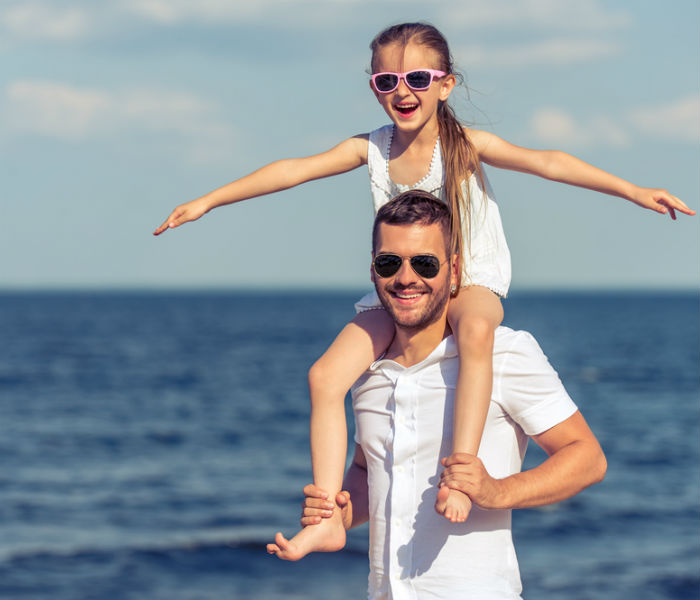 Reasons fathers are so important to their daughters: 8