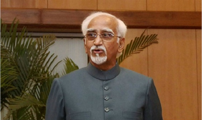 Image result for hamid ansari