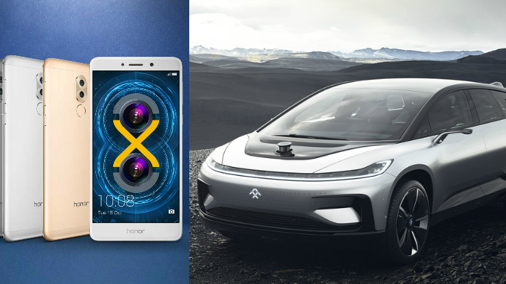CES 2017 Day 1 Highlights: Qualcomm Snapdragon 835, Faraday Future FF 91, Honor 6X and more
