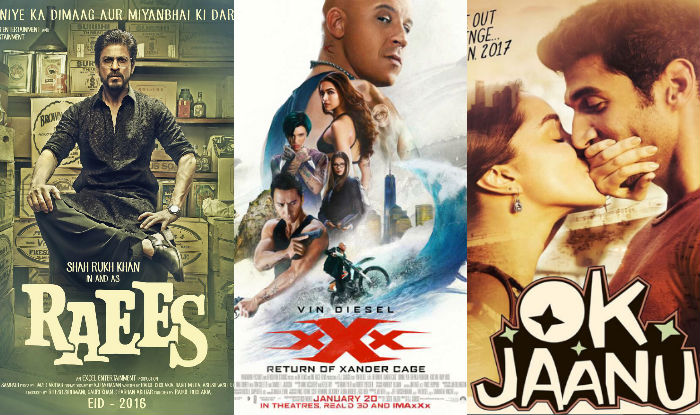 Box Office Calendar 2017 Of Movies Releasing In January