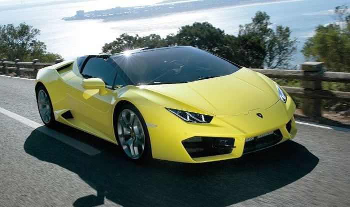 lamborghini huracan rwd spyder to launch in india on 1 february 2017. Black Bedroom Furniture Sets. Home Design Ideas