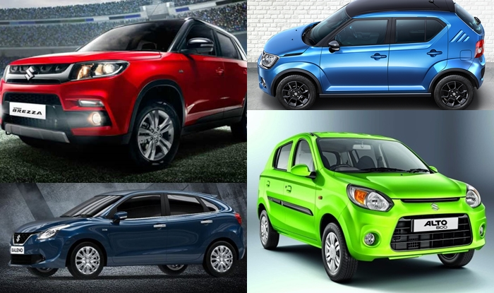 Maruti Suzuki Wagon R, Vitara Brezza, Baleno prices in India increased