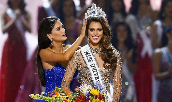 Miss France Iris Mittenaere is Miss Universe 2016 winner ...