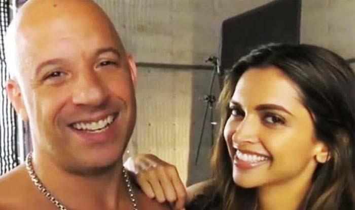 It's official! Vin Diesel confirms Ranveer and Deepika's relationship