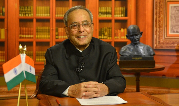 picture of president of india