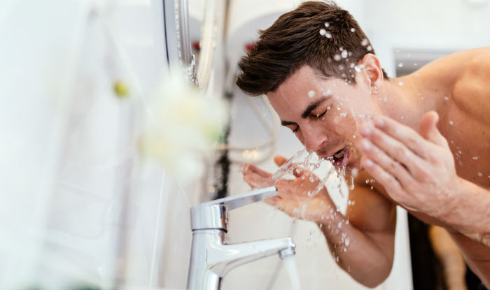 Ditch soap and use good quality face wash