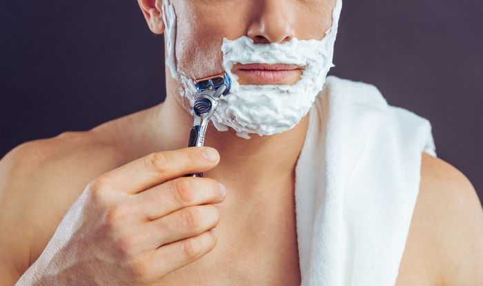 Choose a razor that fits your skin type