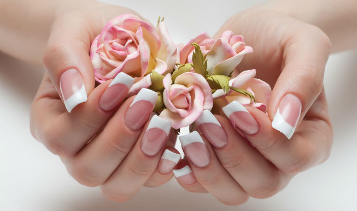 How to give yourself a perfect manicure at home WATCH VIDEO