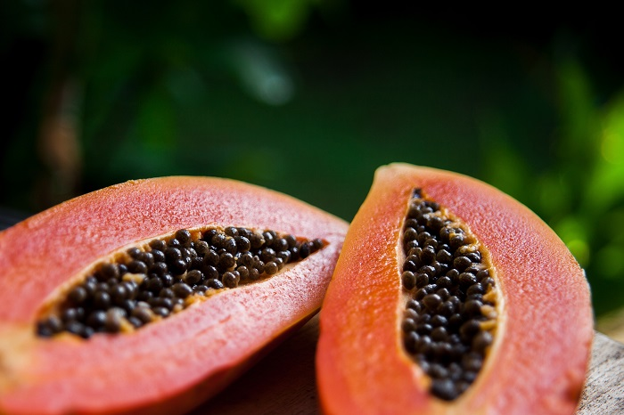Image result for Ripe Papaya