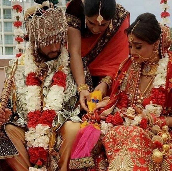 somya seth wedding pictures