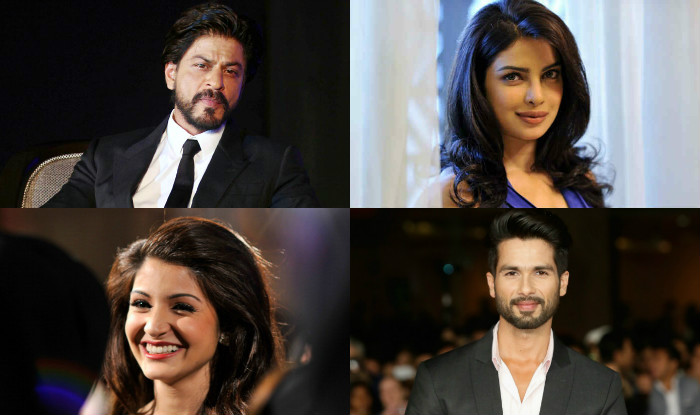 new year wishes from shah rukh priyanka chopra anushka sharma shahid kapoor and more b town stars
