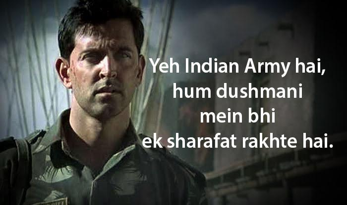 Republic Day Special: 5 Dialogues By Shah Rukh Khan, Hrithik