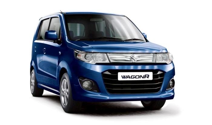 Maruti Suzuki WagonR VXi+