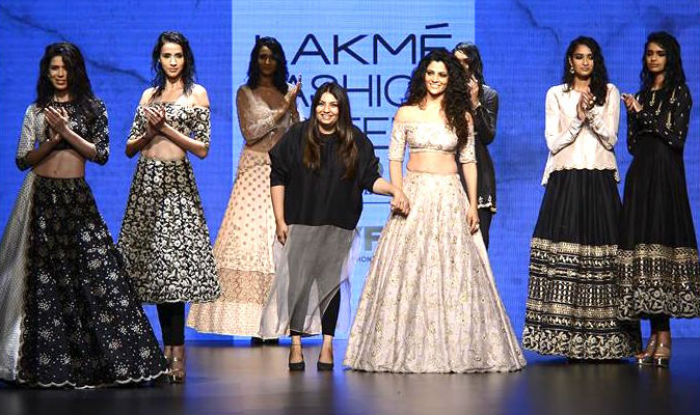 Payal Singhal At Lakme Fashion Week 2017 Despite Hard Work Indian Fashion Industry Is Grossly Underrated India Com