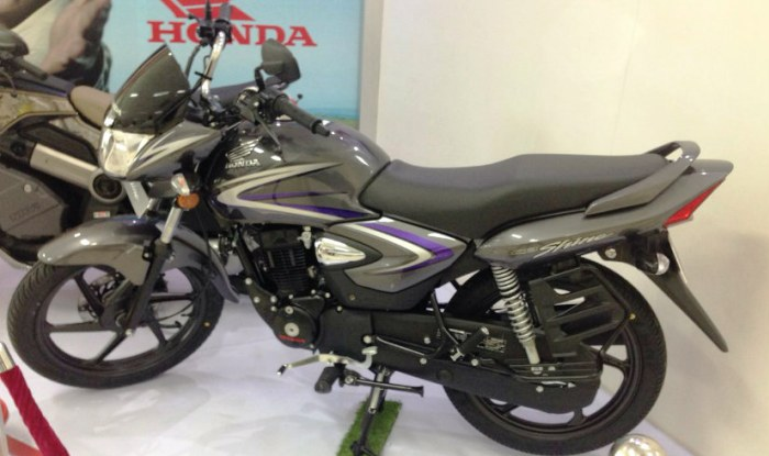 2017 Honda CB Shine with BS IV engine launched; price in India at INR ...